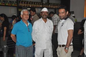 Ramesh Owner of Kalyan Bhel