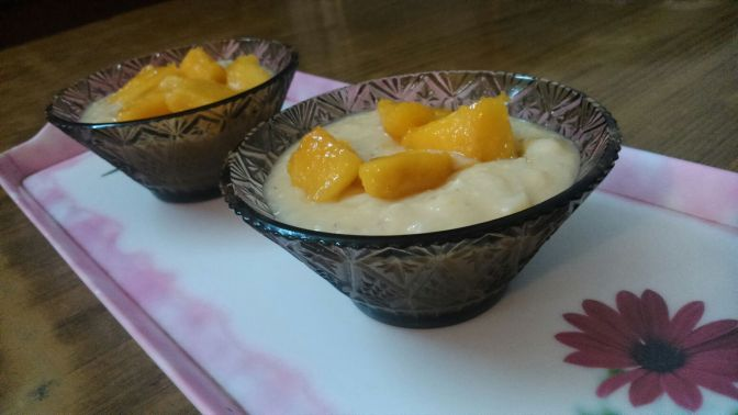 How to make Mango Kheer in 20 Minutes Contributed by Gaurav Hans