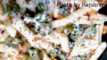 Pasta Made in India  by Rajshree